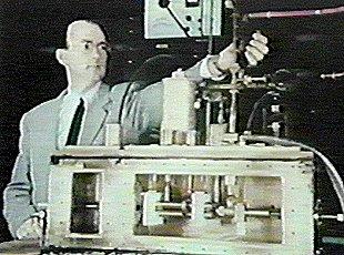 Laser History - Ammonia